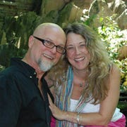 Anthony Sedgman and Elysabeth Sedgman areco-founders of the White Rose Community, a Hudson Valley organization dedicated to death literacy education.