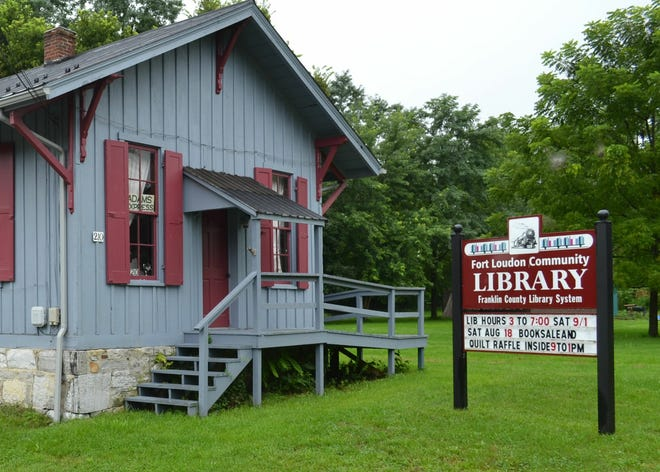 Fort Loudon Library will close Dec. 28 due to lack of patrons.