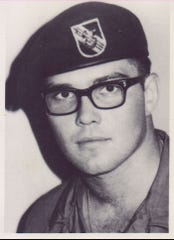 John McDonald served in the U.S. Army 5th Special Forces Group in Vietnam.