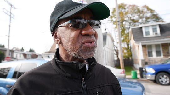 "Looking toward the 2020 election, James Harris, a 69-year-old retired postal worker, said ""I hope it doesn't get too ugly,"" after he voted at Jackson School in York, ""but I think it's going to get ugly."""