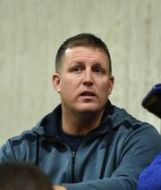 Jon Haskins was removed as Reno High's football coach on Monday.