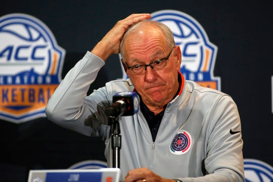 Jim Boeheim's zone defense has been a head-scratcher for many Orange opponents. Boeheim has talked about playing more man to man this season, but we'll believe it when we see it.
