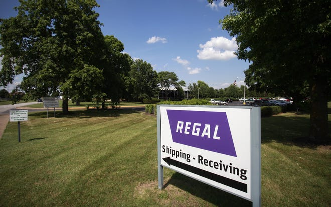 A 2013 file photo shows a former Springfield, Mo. location of Regal Beloit. The maker of electric motors announced Friday, Nov. 1, 2019 that it would close its West Plains, Mo. facility by May 2020. More than 200 jobs will be lost.