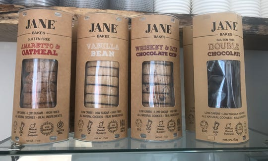 Jane Bakes cookies, which will soon be manufactured at a new facility in Fishkill as opposed to its original location in Pearl River.