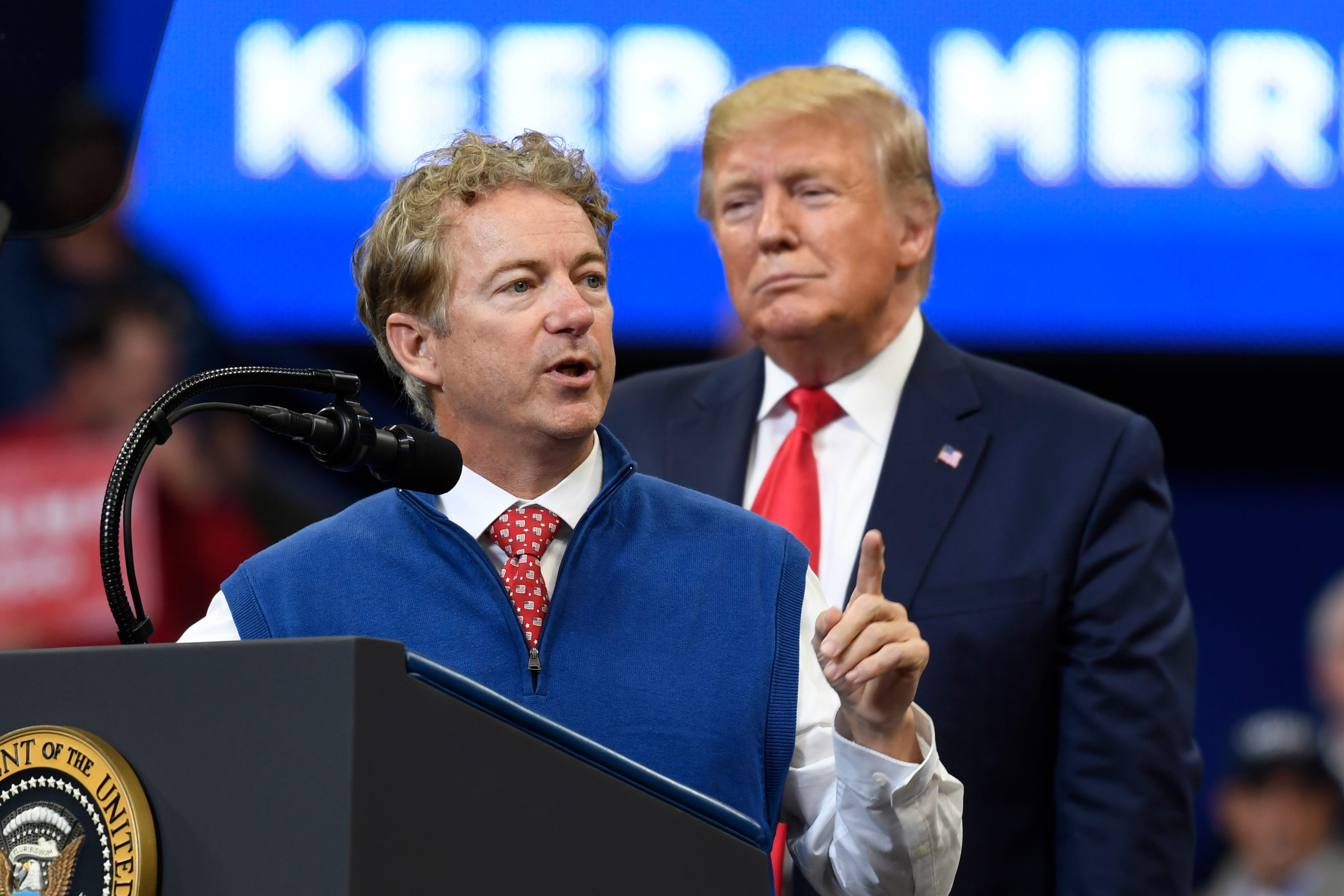 Do your job! : Kentucky Sen. Rand Paul demands media reveal whistleblower s identity