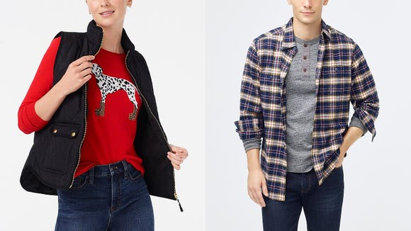 Get great prices on basics with this incredible J.Crew Factory flash sale.