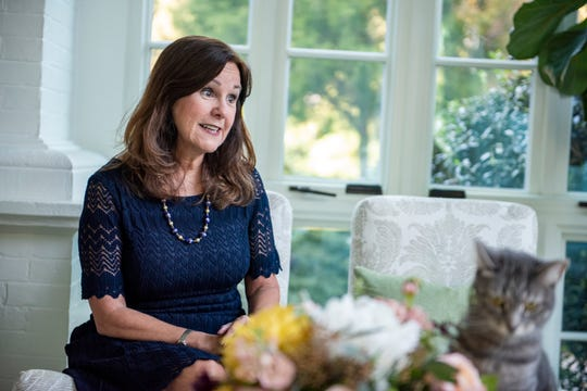 "Second lady Karen Pence says she's eager to pitch in on the 2020 campaign trail. ""I want to go and do what I can and do my part,"" she told USA TODAY in the sun room of the vice president's residence."