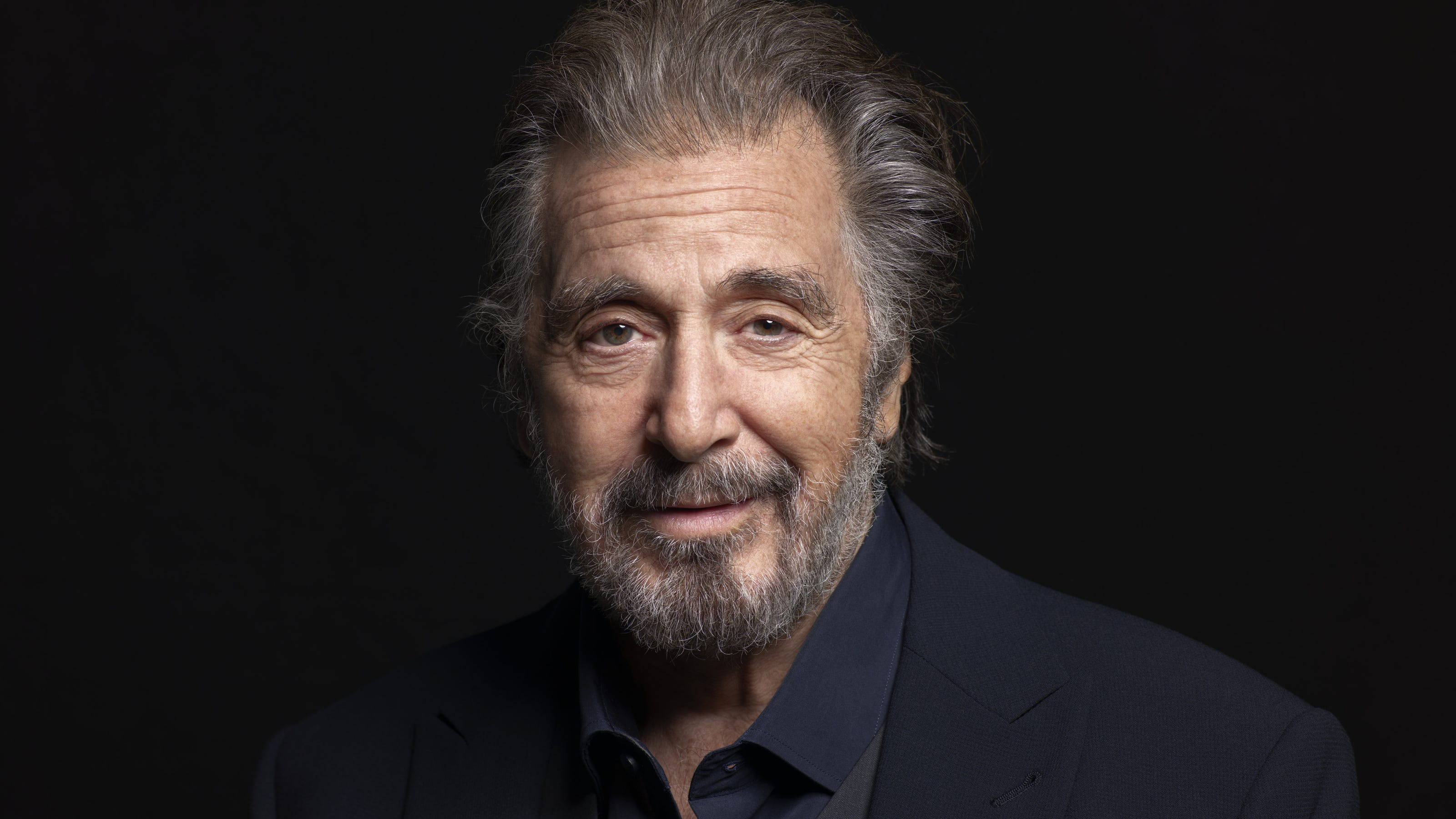 Al Pacino On Aging, 'Irishman' And Why He Doesn't Watch