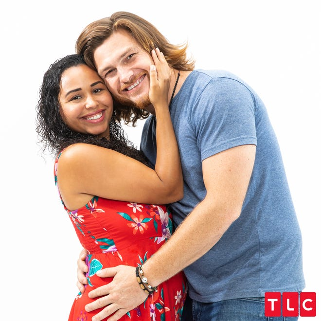 "The new season of ""90 Day Fiancé"" premiered Nov. 3. Tania and Syngin and among the new couples featured."