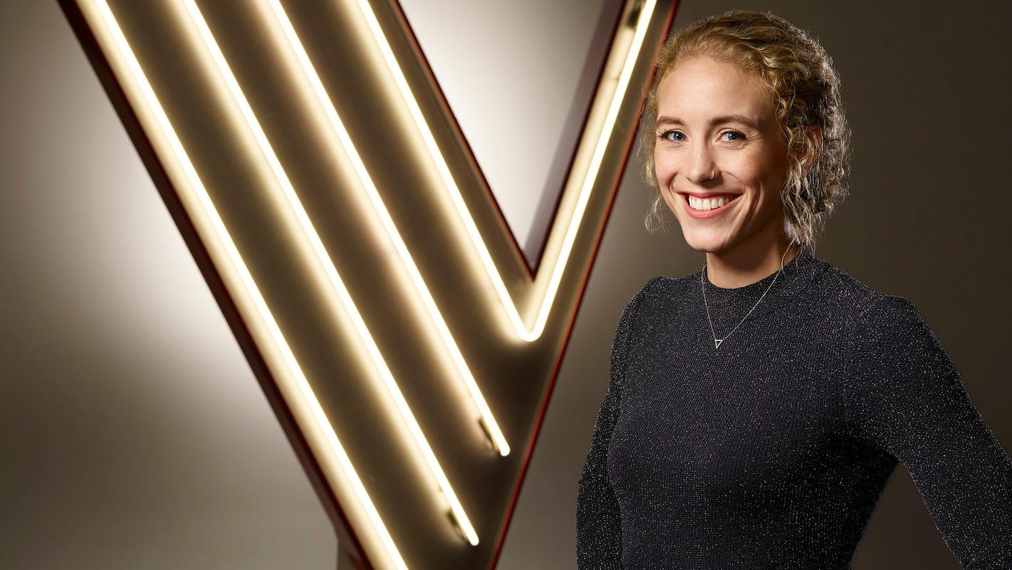 Saved by Blake! Iowan Cali Wilson will advance on NBC's 'The Voice'