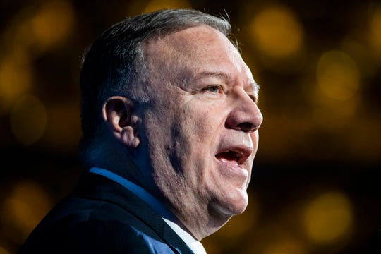 Secretary of State Mike Pompeo was aware of the pressure on Ukraine, Gordon Sondland testified.