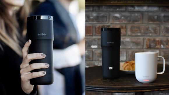 Ember makes both a regular mug and a travel mug.