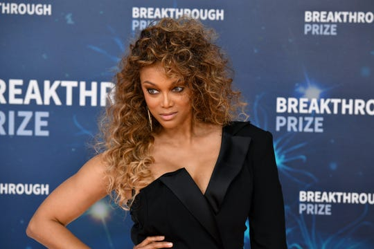 Tyra Banks takes over as host for Season 29 of ABC's 'Dancing with the Stars.'