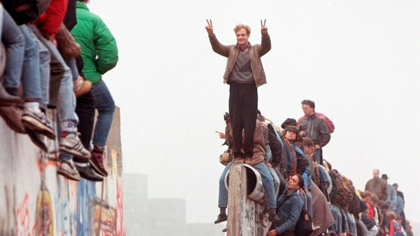 30 years after the Berlin Wall's collapse, Americans don't understand communism's dangers