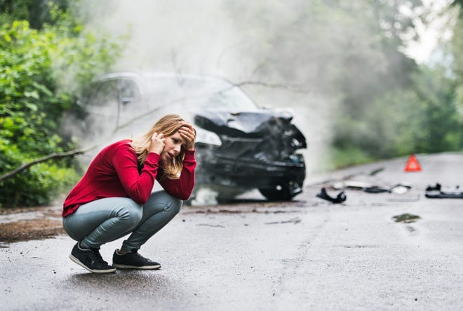 Car accidents are common. Here's an expert's advice on how to minimize their impact.