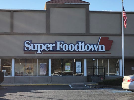 Super Foodtown in Ocean Township is reducing the size of its store as part of a plan to fight off competition.
