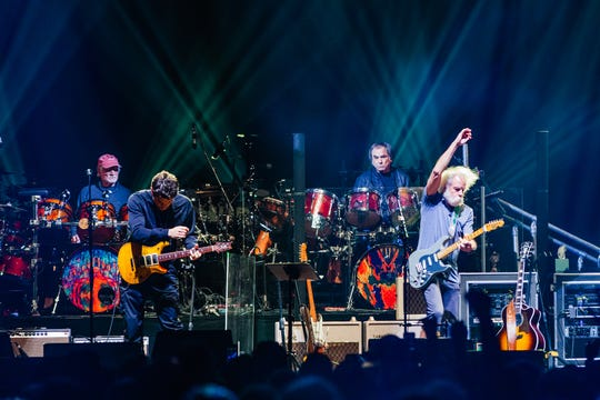 Dead and Company, pictured on Nov. 5 at NYCB LIVE, home of the Nassau Veterans Memorial Coliseum presented by New York Community Bank in Uniondale, New York.