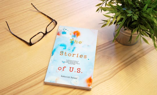 """The Stories of U.S."" by Corpus Christi native Saherish Surani documents the stories of 10 first-generation immigrants. The book will be published in December."