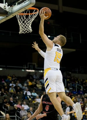 NKU's Tyler Sharpe had a career-high 30 points in a win over Illinois State.