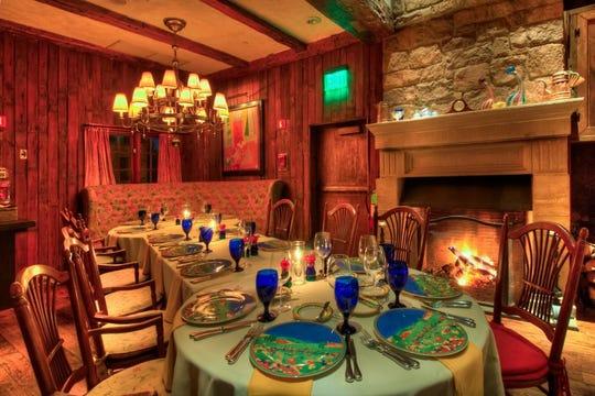 Rat's Restaurant.