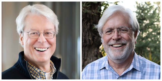 Frank Cownie and Jack Hatch are headed to a runoff election for Des Moines mayor.