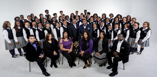Detroit Youth Choir will perform at the 16th Annual Detroit Tree Lighting Ceremony Nov. 22.