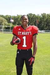 Allen Robinson with Orchard Lake St. Mary in 2011.