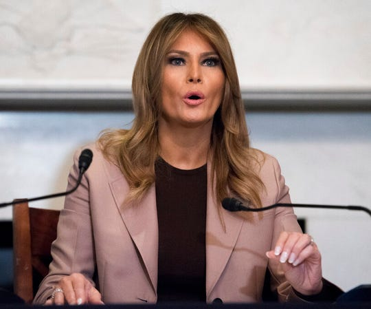 It is highly unusual for a first lady to be booed at a public appearance. Mrs. Trump released a statement hours after she had returned to the White House, defending the principle of freedom of expression while reaffirming her commitment to the issue that drew her to Baltimore.