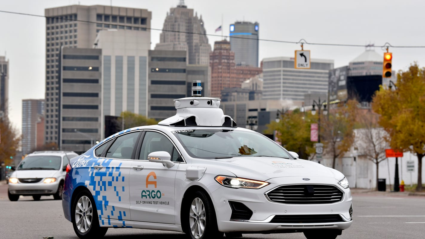 Opinion: Detroit can drive the future of autonomous vehicles