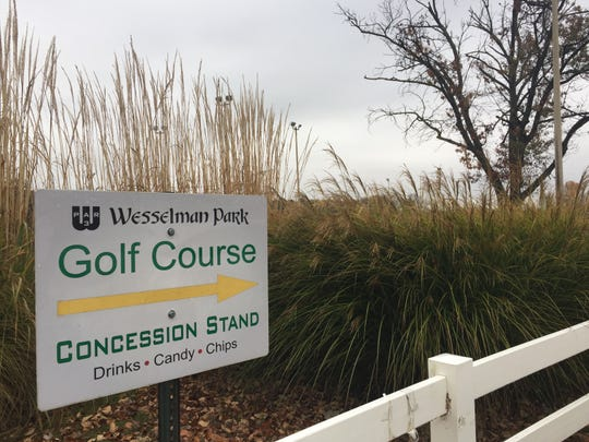 The future of the Par 3 Golf Course at Wesselman Park is up for discussion. The park is under-used and losing money, the city says.