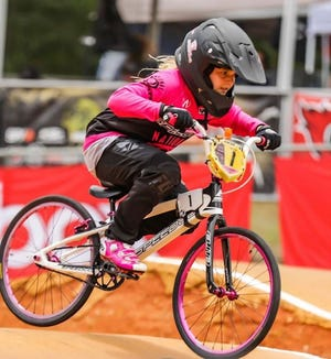 Cape Coral's Avery Jones heads to the Grand Nationals on Nov. 28 in Tulsa, Oklahoma, firmly entrenched as one of the best BMX racers in her age group.
