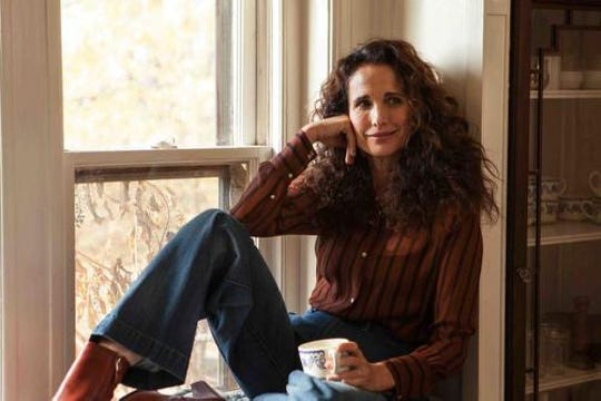 Actress Andie MacDowell is a native of Gaffney.
