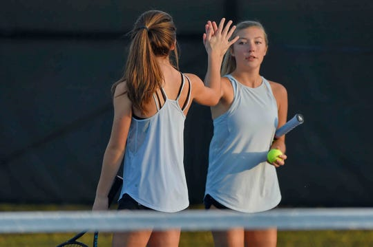 The Christ Church girls tennis team has won three consecutive Class AA state championships and will face Oceanside Collegiate in a rematch of last year's final Saturday.