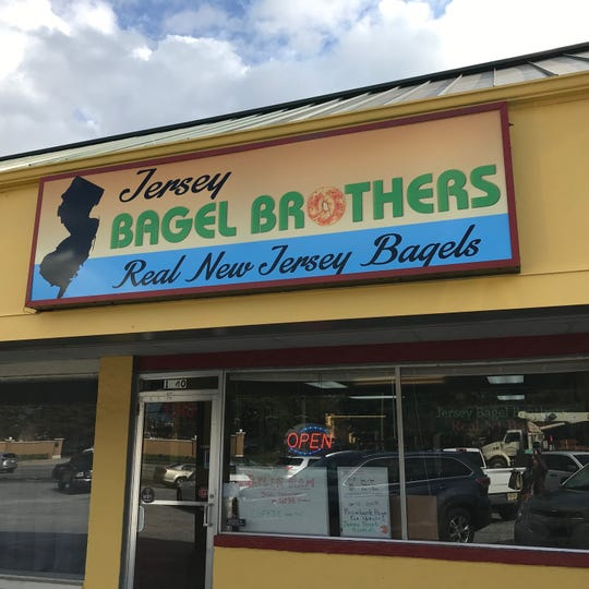 Jersey Bagel Brothers is churning out authentic New Jersey-style bagels in the heart of Greenville.
