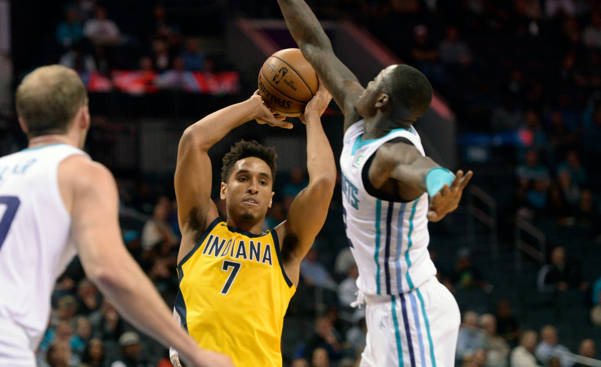 Image result for malcolm brogdon pacers usa today