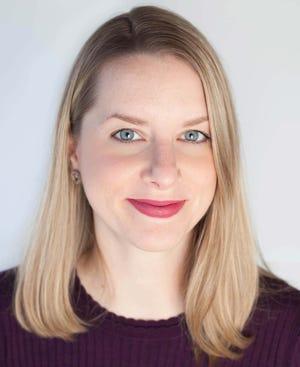 Portrait image of author Ashley Wurzbacher