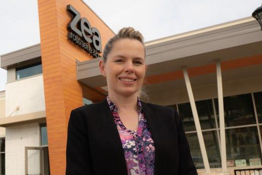 Barbara Coultas is the general manager of Zea Rotisserie & Bar in Ridgeland.