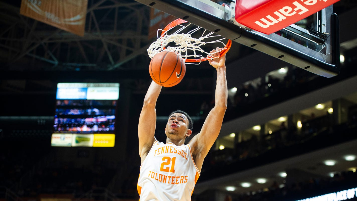 Tennessee basketball home crowds good even if competition subpar