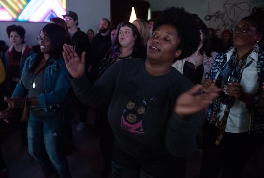 Money raised at the 2019 Trust Womxn Music and Arts Festival will benefit Planned Parenthood Action Fund of Indiana and Kentucky and the REplenish Fund for Womxn of Color Organizers.