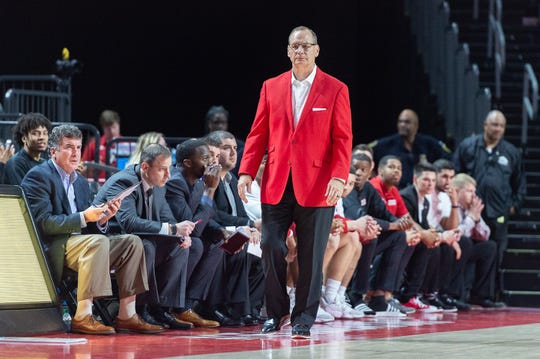 Bob Marlin's Ragin' Cajuns lost 92-67 to UC Irvine on Tuesday in Las Vegas.