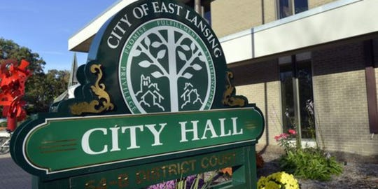 A former East Lansing city employee has been charged with embezzlement.