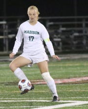 Madison's Hannah Schmidt has anchored a Lady Ram defense that has allowed just four goals in seven postseason games.