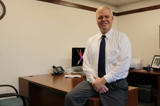 John Metcalf, CEO of Mid-Ohio Energy Cooperative, started at Marion Technical College while he was working full time.