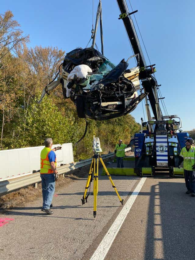 Tennessee I-40 crash: Two workers from Clermont County killed