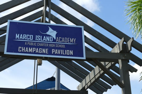 Marco Island Academy is an A-rated, accredited, tuition-free, public charter high school open to all students in Collier County, according to the school's website.