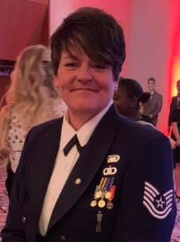Veteran Kimberly Stuart of Whitefish Bay is the CEO and chair of the nonprofit Veterans for Diversity.