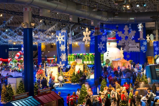 Winter-themed rides and family activities are highlighted every year at Winter WonderFest at Navy Pier.