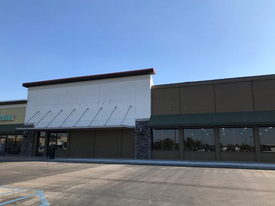 Sky Zone trampoline park will open at 1224 N.W. Broad St. in Murfreesboro by late January 2020, in the space formerly occupied by Big Lots, which is now located across the parking lot from the new venue.