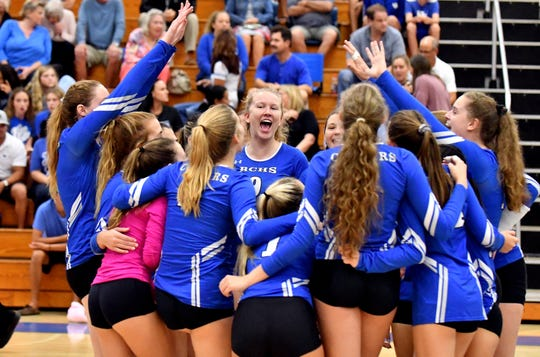 Barron Collier hosts Fort Lauderdale-Archbishop McCarthy for the regional championship where the winning team advances to the state semifinals,Tuesday, Nov. 5, 2019.