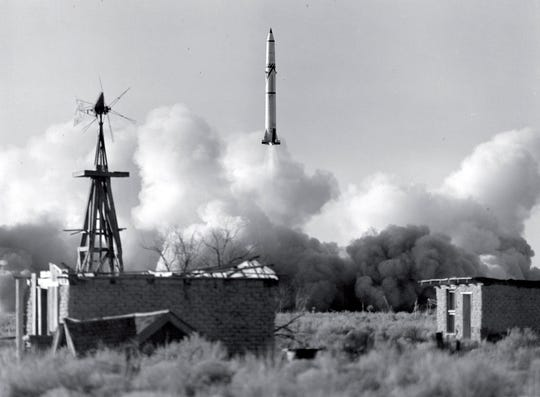 Rocketry and the birthplace of the atomic bomb left an indelible mark on families who lived in the Tularosa Basin back in the 1940s.